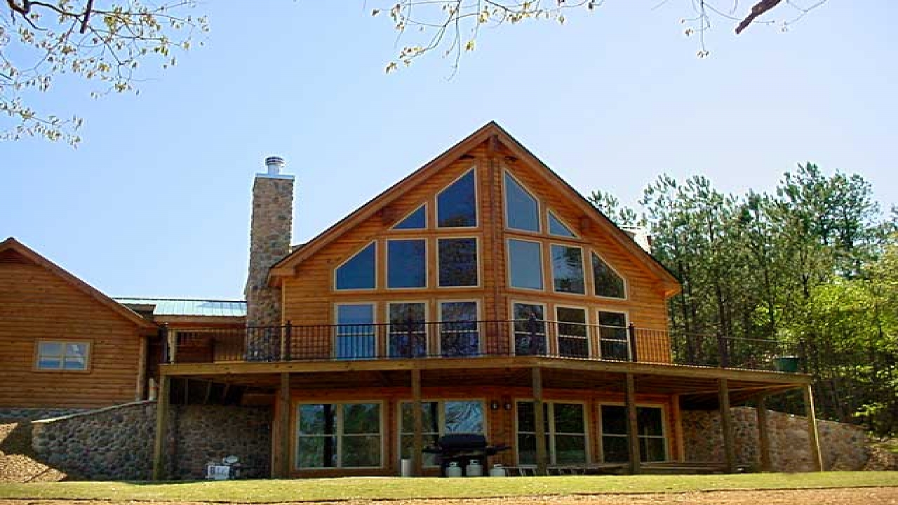 Chalet House Plans One Story Chalet Style House Plans For