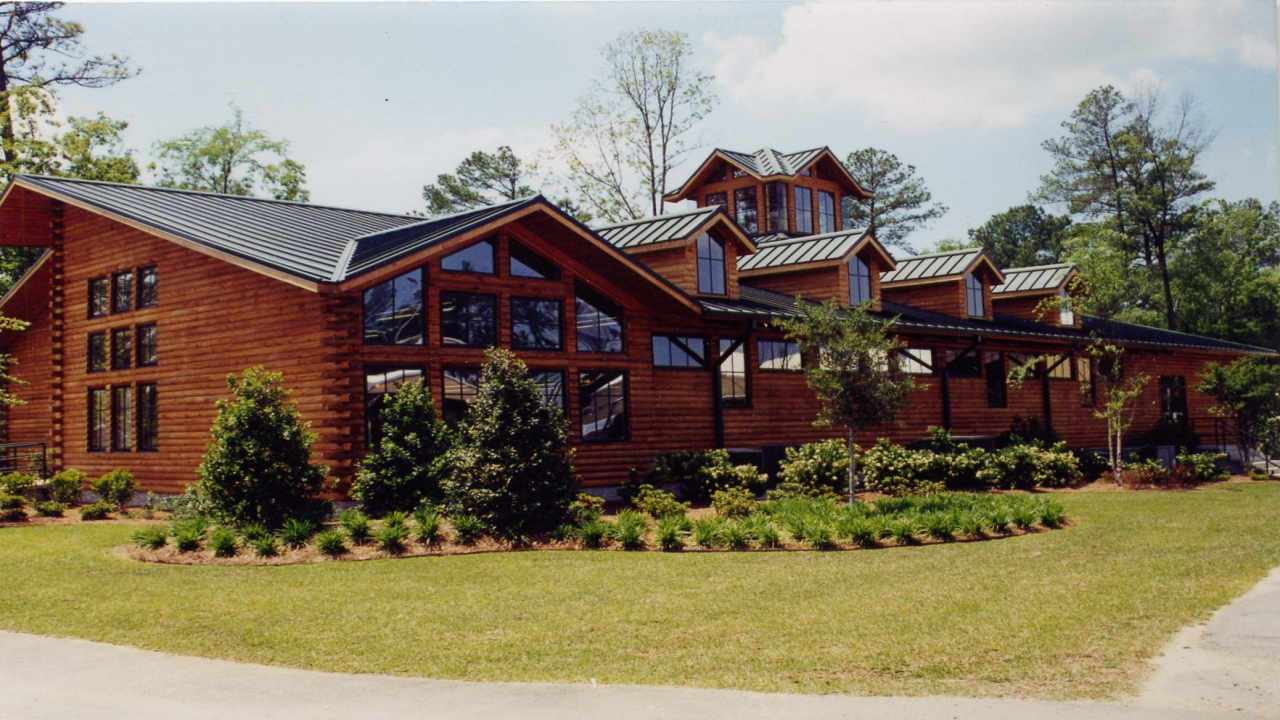 Country Log Homes Plans Country Log Home Log Cabin Homes
