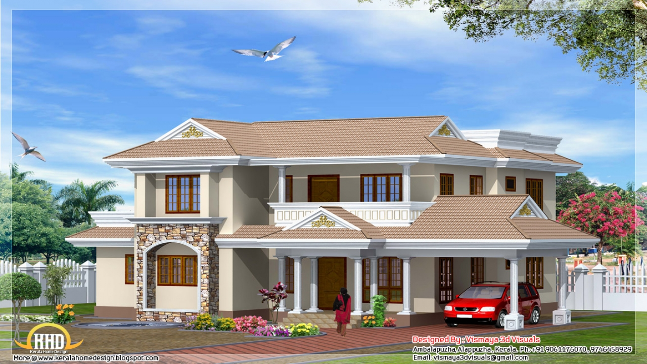 Indian style house design bungalow house design in for Indian house style pictures