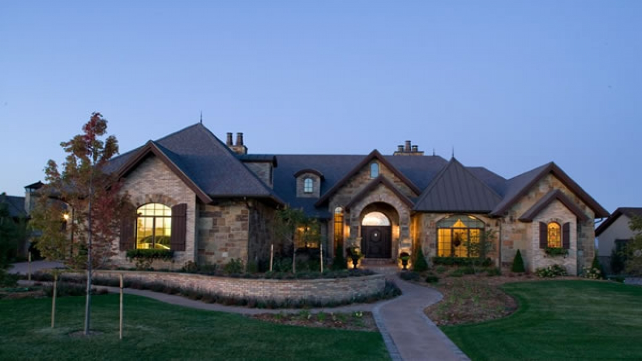 Luxury house plans for ranch style homes unique luxury for Unique luxury house plans