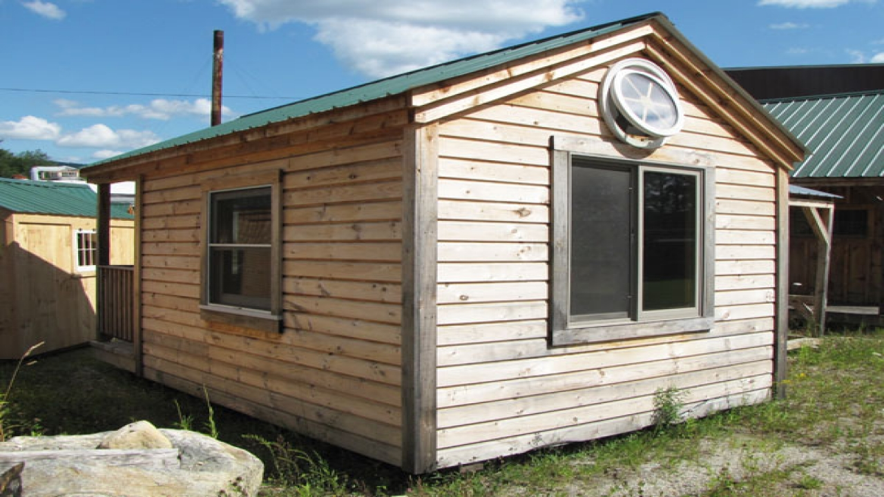 Do It Yourself Home Design: Prefab Cabins And Cottages Small Pre-Built Cabins, Diy