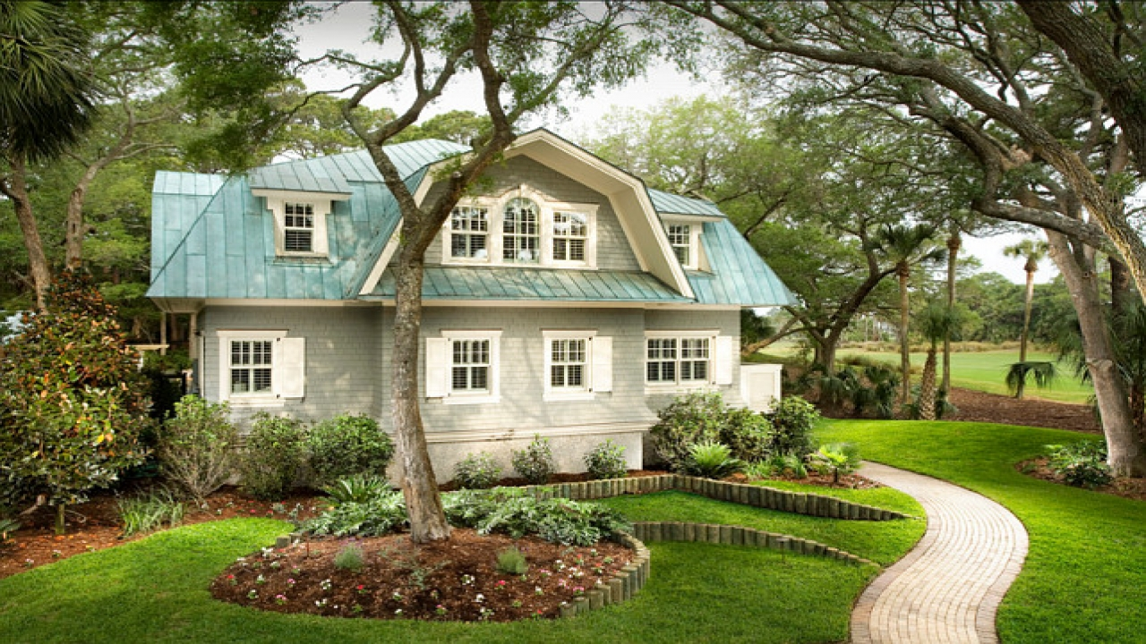 South carolina cottage homes real estate beaufort south for South carolina home builders