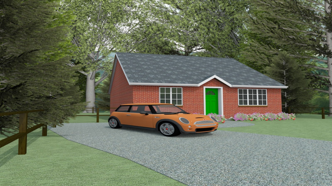 Two bedroom bungalow plans the brierley 2 bedroom for 2 bedroom bungalow