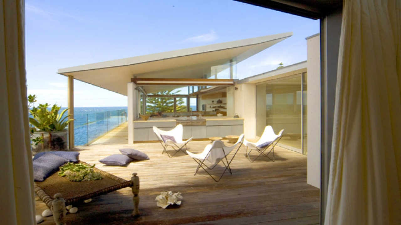 Australia beach house designs modern beach house beach for Beach house design ideas australia