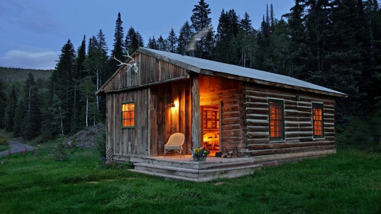 Colorado Mountain Luxury Cabin Remote Cabin Rentals