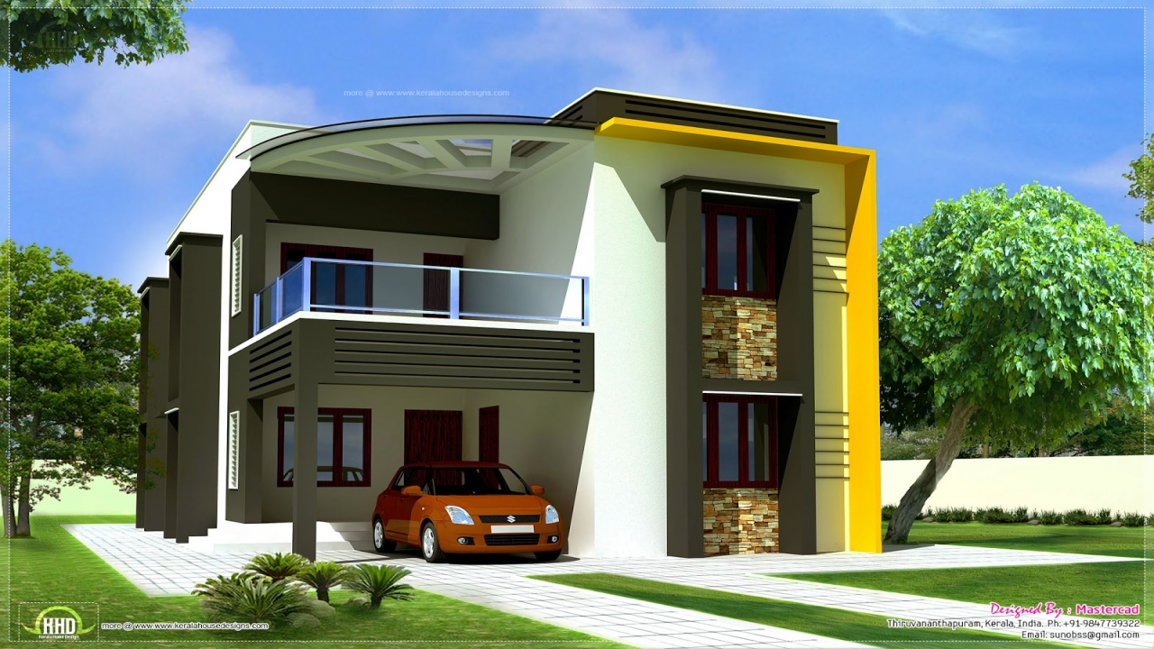 modern front house elevation designs modern house elevation designs lrg a1afa902a3b6652c - 13+ Modern Front Design Of House In Small Budget Gif