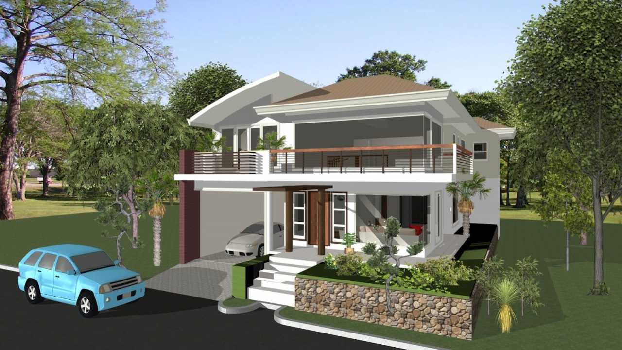 Philippines House Design Plans New House Plans Philippines Elevated House Designs