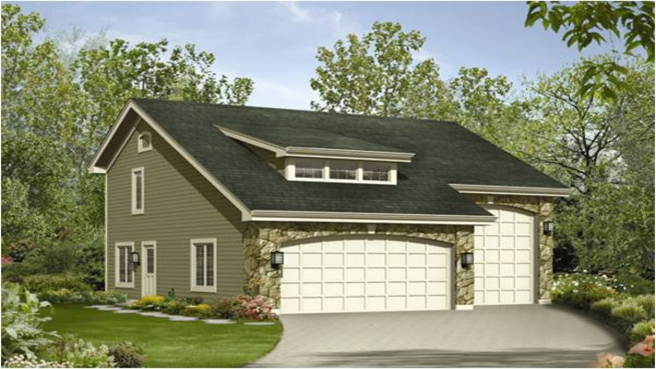 Ranch house plans detached garage for Ranch house plans with 3 car garage