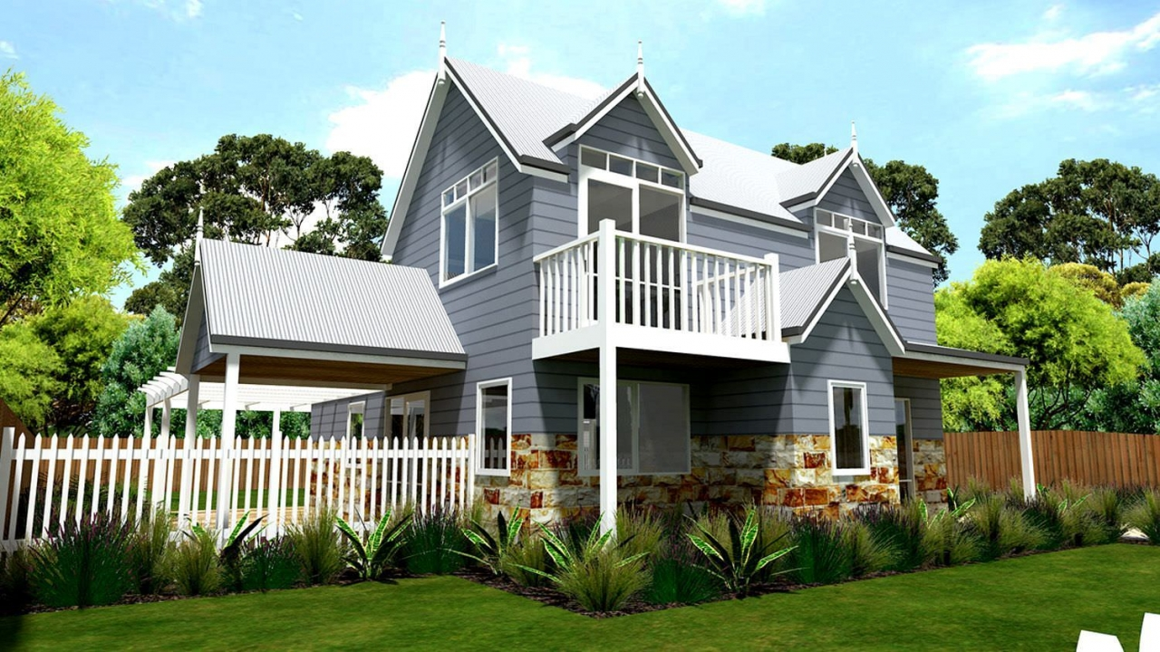 Storybook homes interiors kitchen storybook home beach for Beach house kit homes