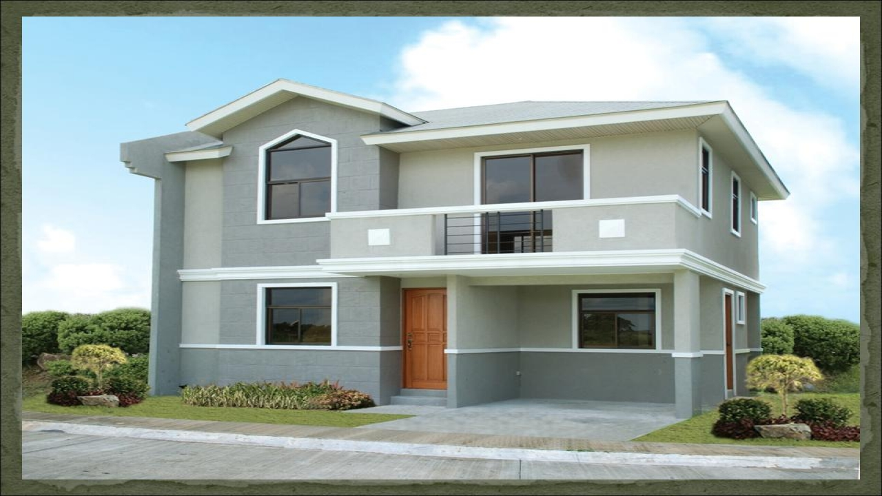 Breathtaking House Design Small House Plan Small House