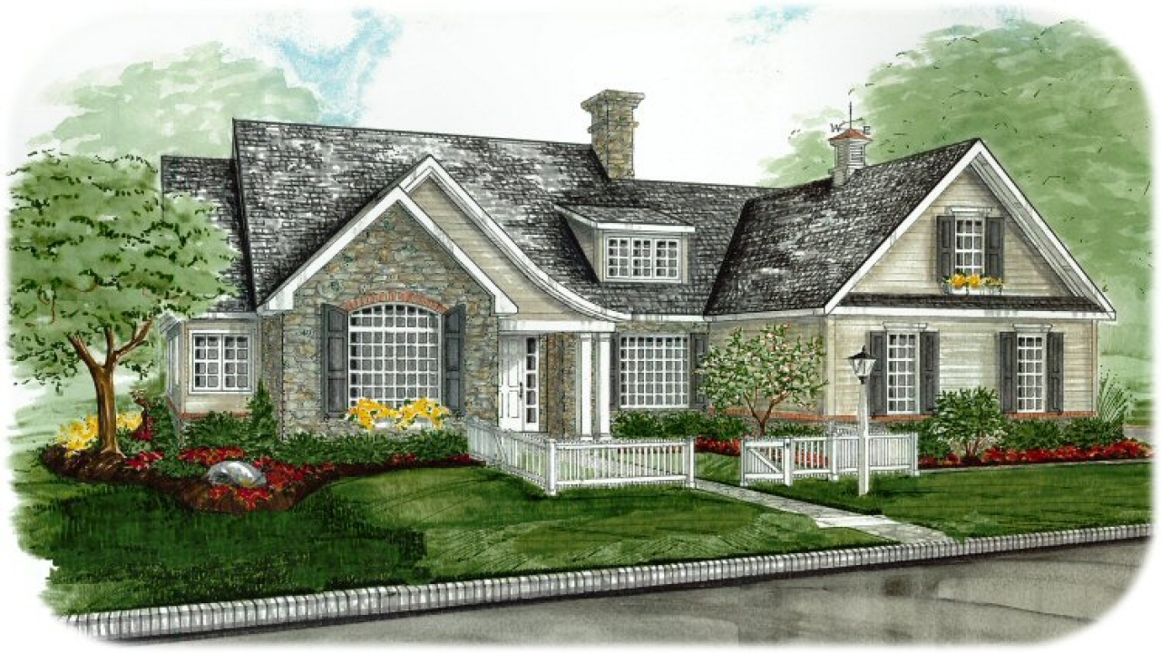New cottage style homes liberty county cottage style homes for New cottage homes