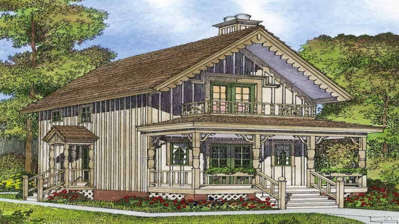 Small cottage house plans southern house plans small for Small southern house plans