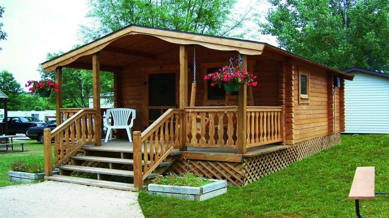 Small One Bedroom Cabins Small Cabin Kits, one bedroom log ...