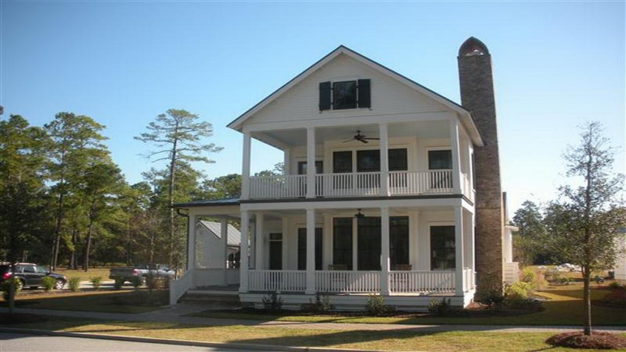 Small Southern Style House Plans Traditional Southern