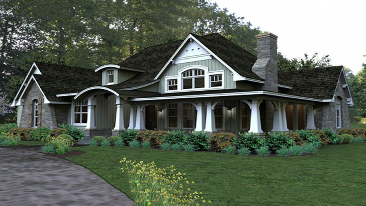 Craftsman bungalow house plans craftsman style house plans for Small craftsman bungalow plans