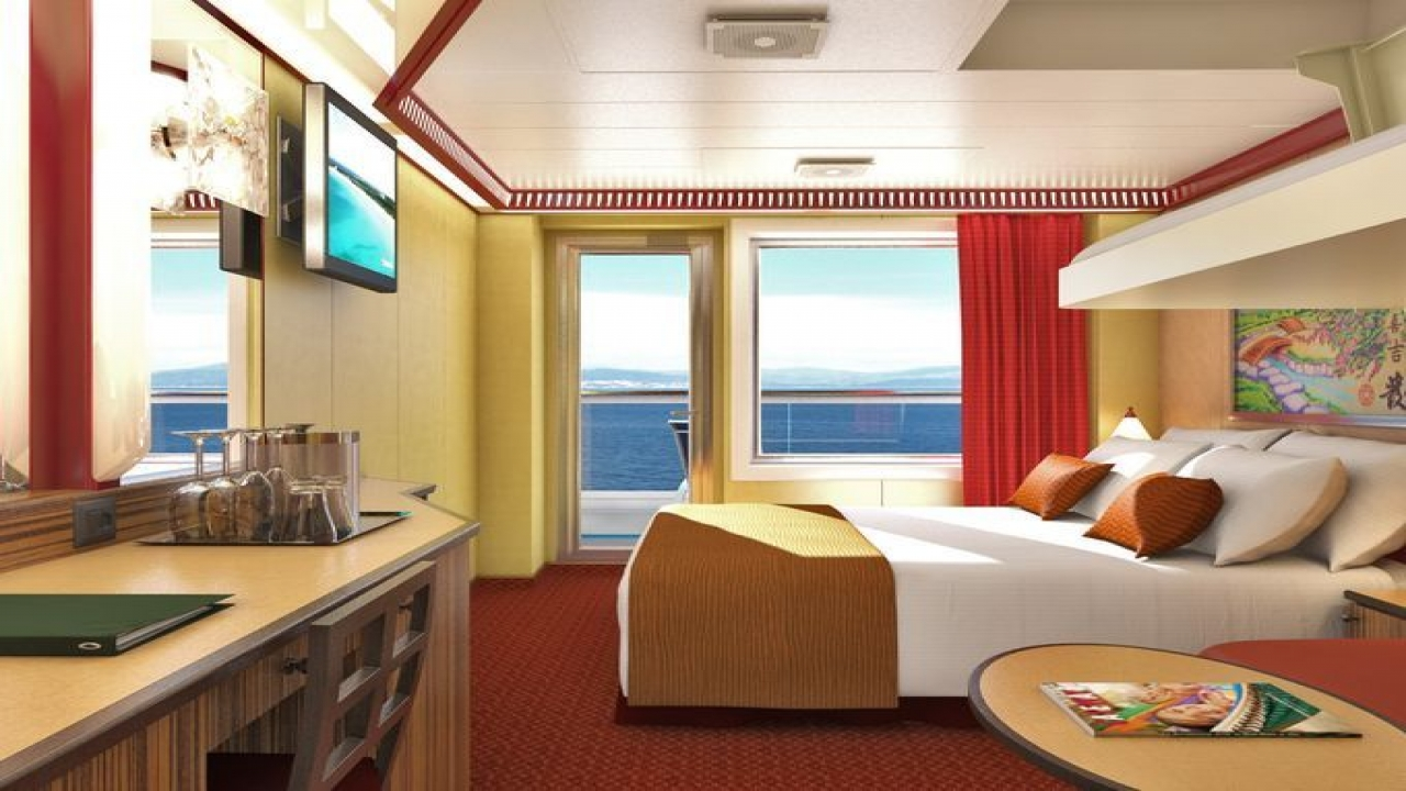 Carnival Cruise Best Balcony Rooms