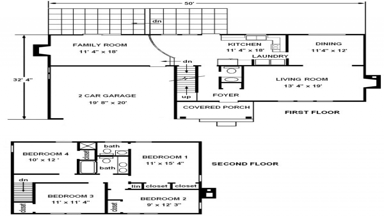 It is a photo of Crafty Printable House Plan