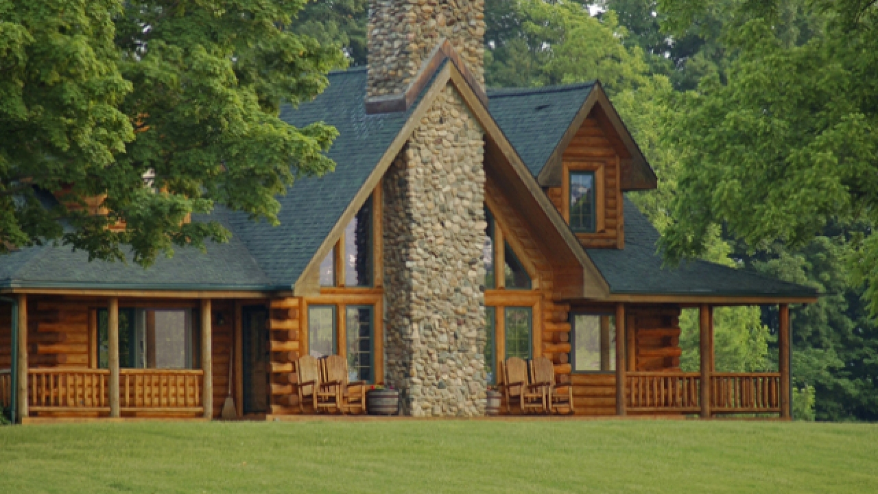 Small Cabin Plans With Loft Ideas