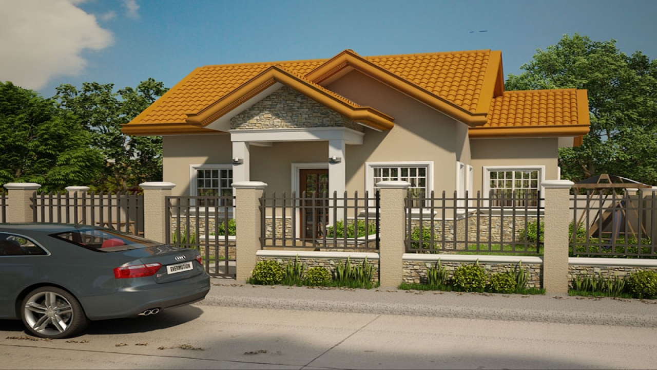 Small house design small house design classic for Classic house design