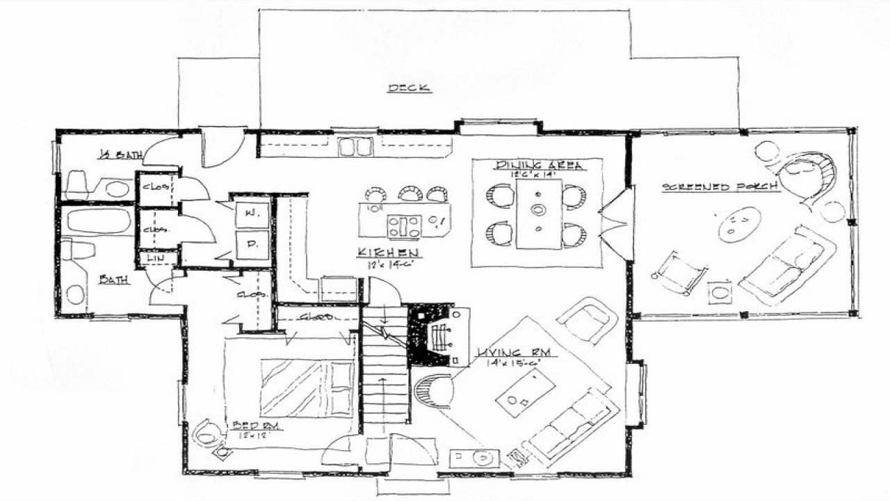 Small rustic house plans designs small house plans designs for Rustic floor plans