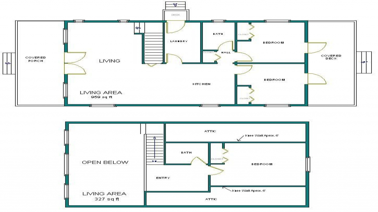 Arched cabin floor plans 24x40 arched cabin blueprints and for Simple cabin plans 24 by 24