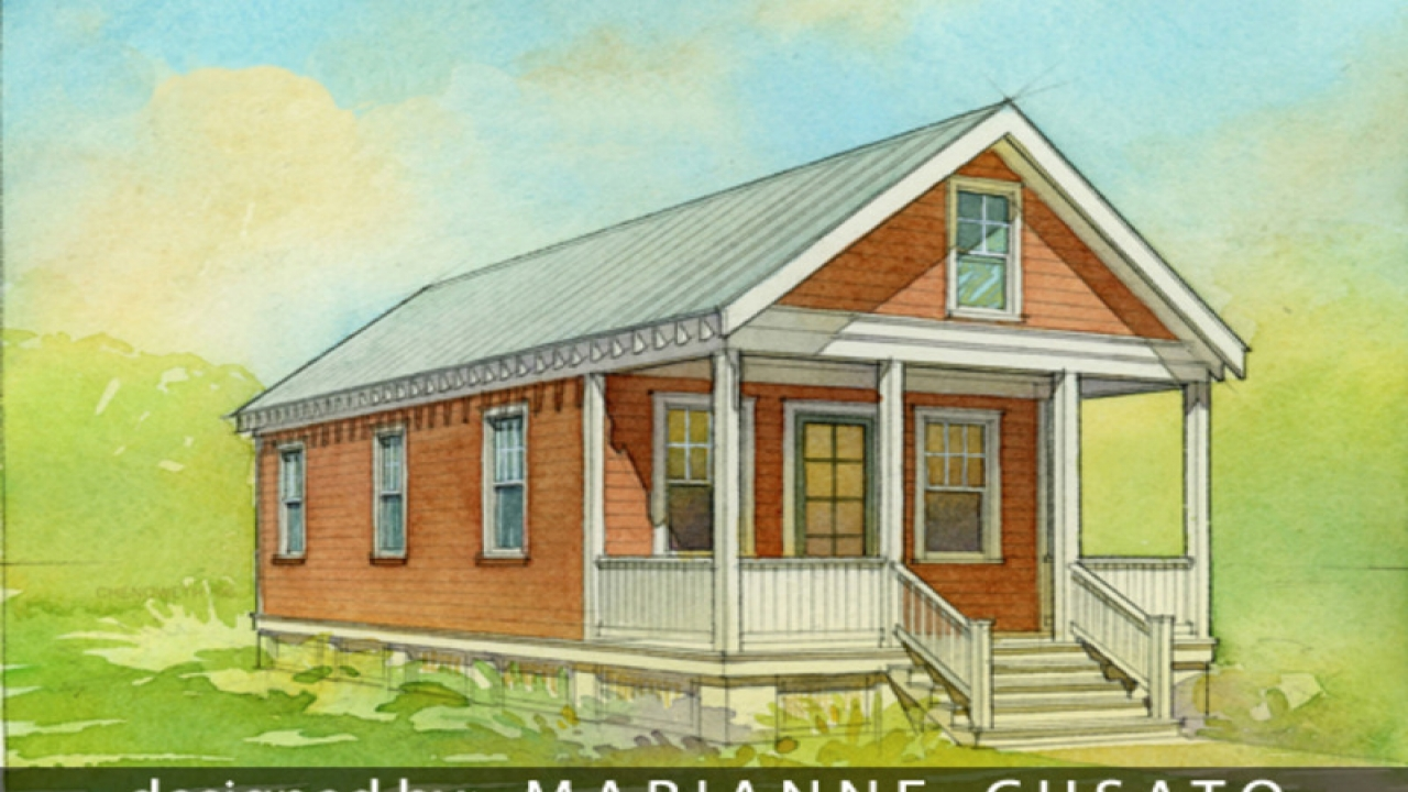 Katrina Cottage Plans With Porches Katrina Cottages Prefab