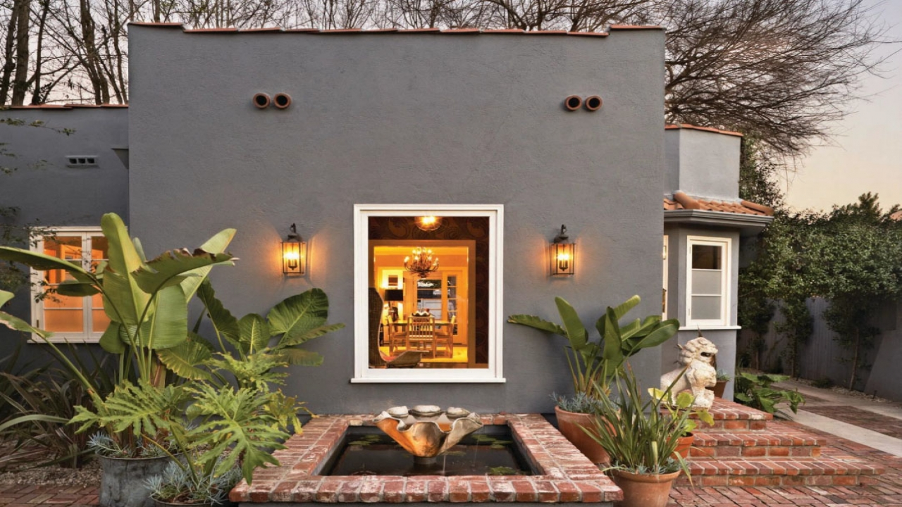 Bungalow Style Homes Spanish Style California Bungalow
