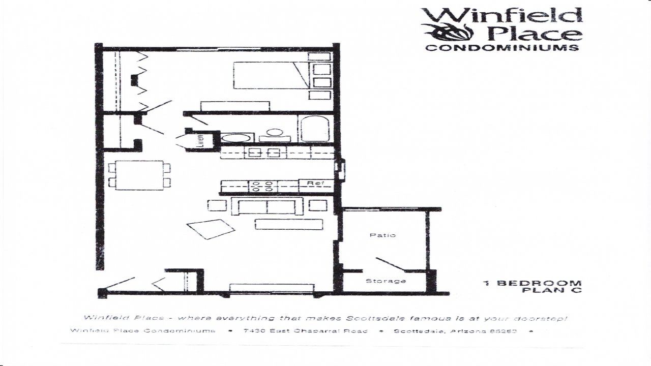 One Bedroom House Floor Plans One Bedroom House Plans One