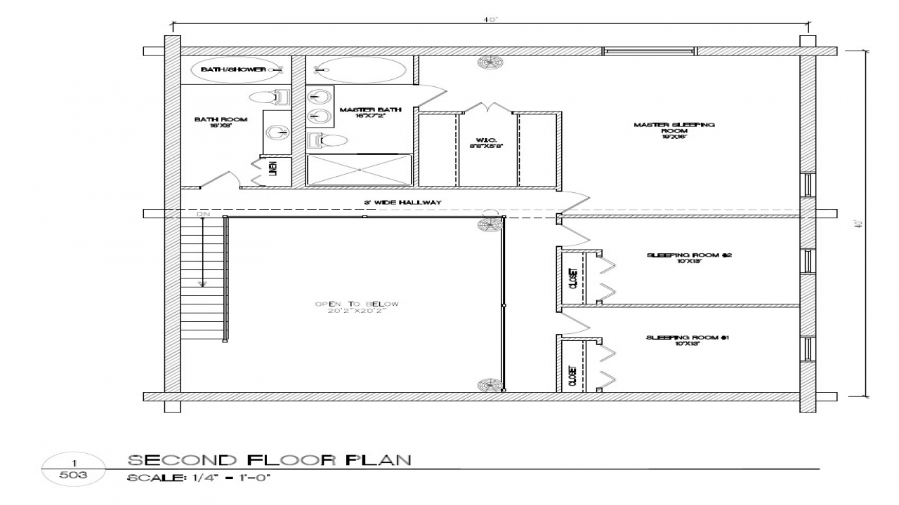 40X40 House Floor Plans Metal Home Floor Plans, 40x40