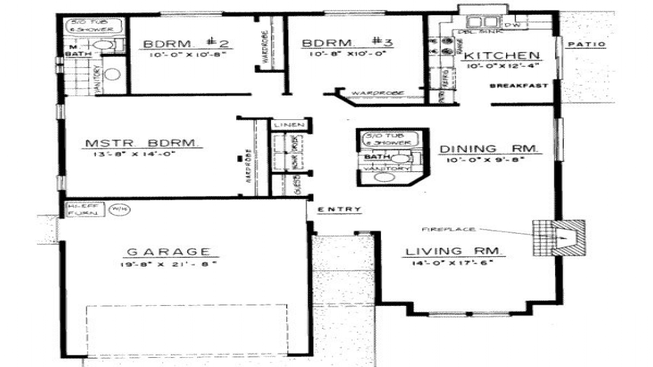3 Bedroom Bungalow Design Philippines 3 Bedroom Bungalow