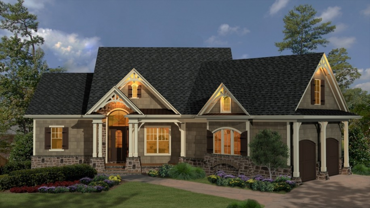 French country homes house plans french country cottage for French cottage floor plans