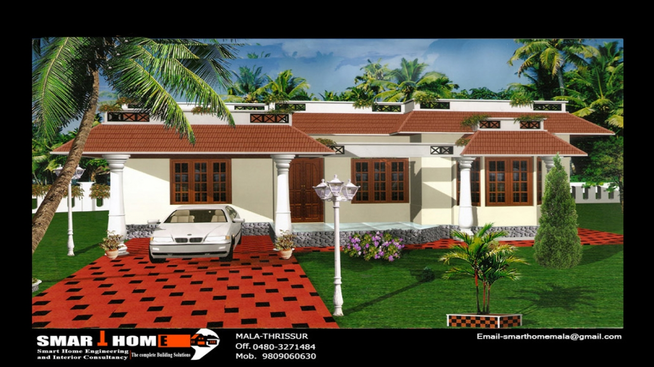 Single storey house plans single story house plans with for Great house designs