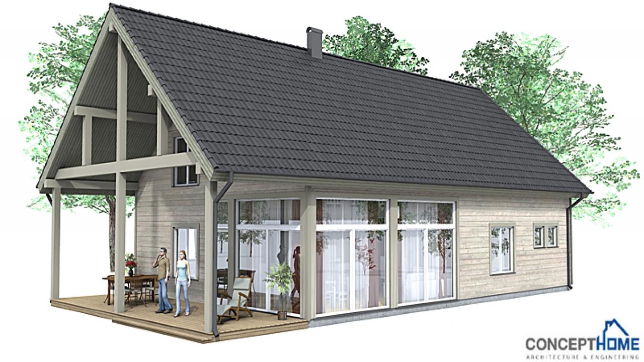 Tiny Home Designs: Cute Small Unique House Plans Small Affordable House Plans