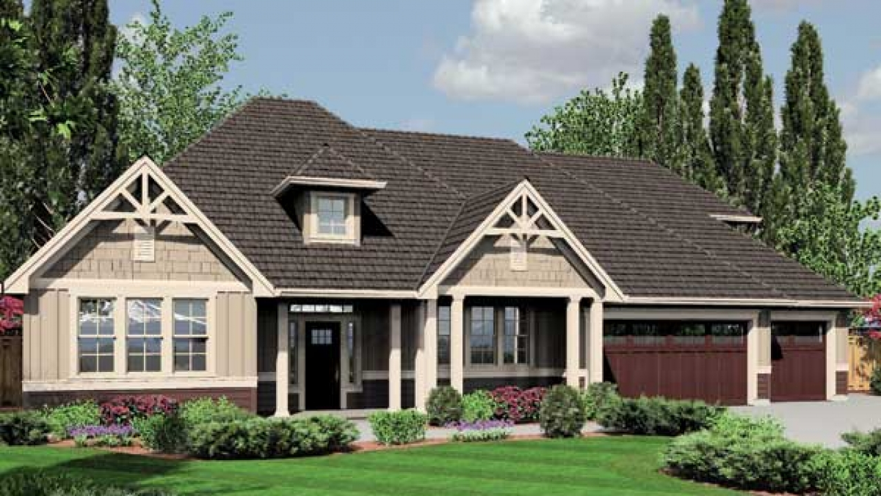 Vintage craftsman house plans craftsman house plan for Old style craftsman house plans