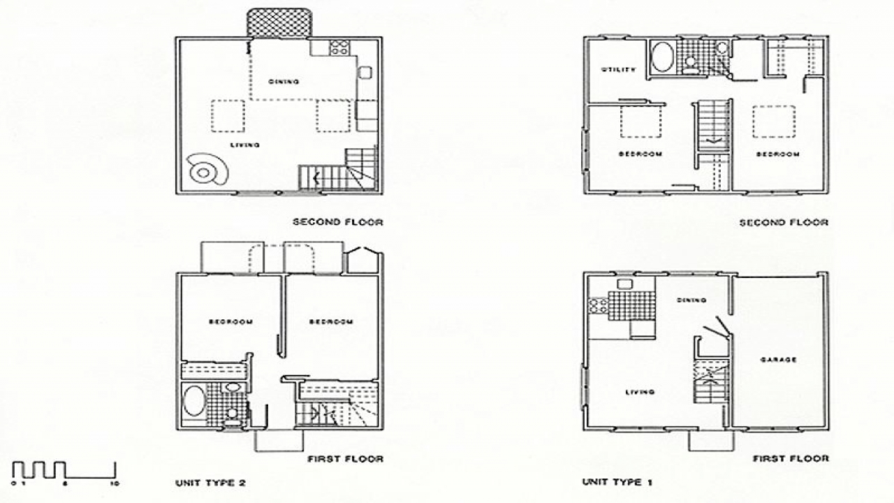 800 square foot cottage floor plans 700 sq ft cottage for House plans under 700 square feet