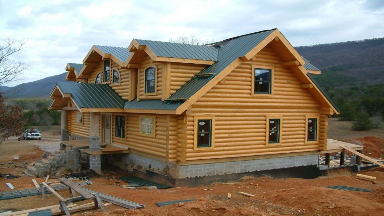 Log home plans log home floor plans luxury log home for Luxury timber homes