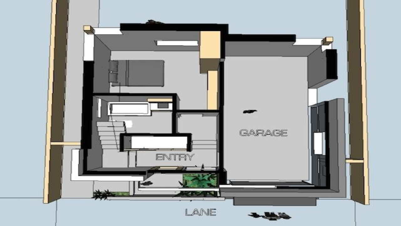 Small house plans under 800 sq ft simple small house floor for House plans below 800 sq ft