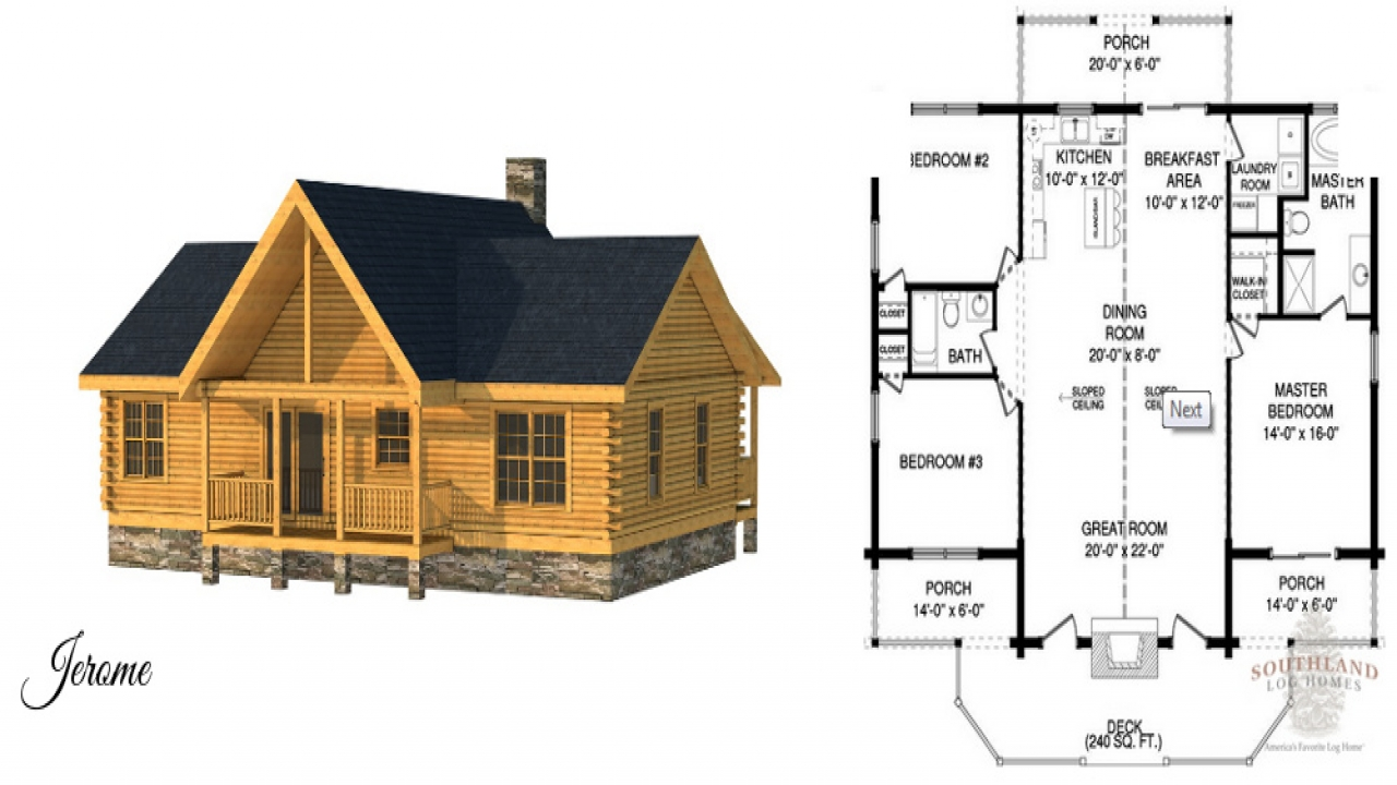 Small log cabin home house plans small log cabin interiors for Small cabin home plans
