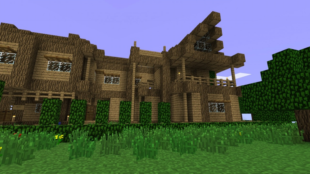 Small Wooden House Minecraft Impressive Small Minecraft