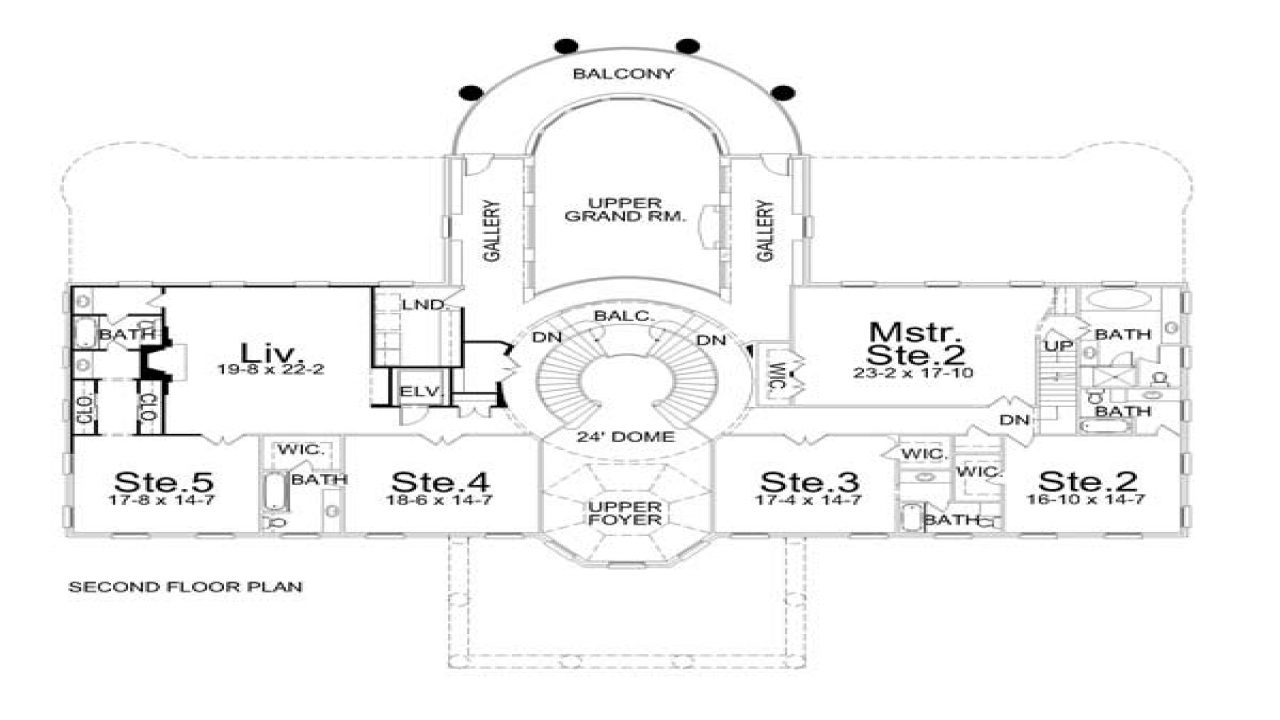 White house floor plans blueprint white house floor plan for Floor plan with dimensions
