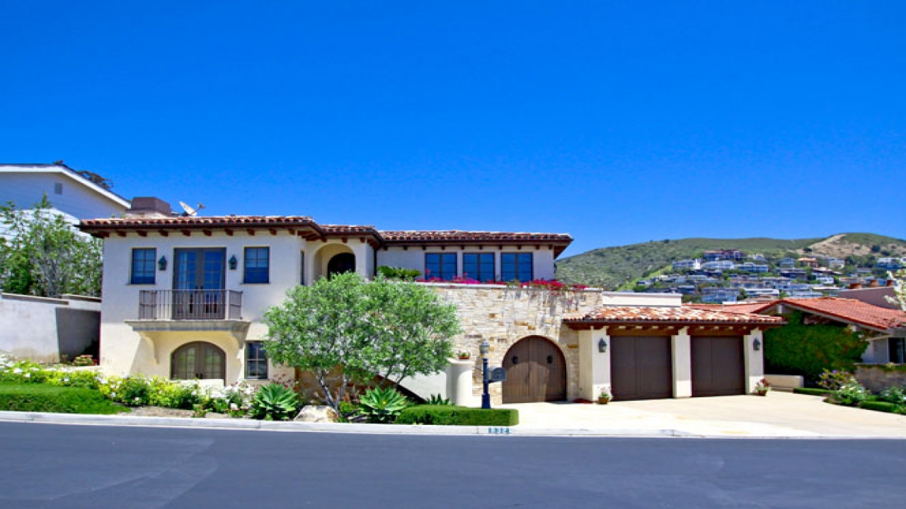 Modern Ranch Style Homes California Tuscan Style Homes ...