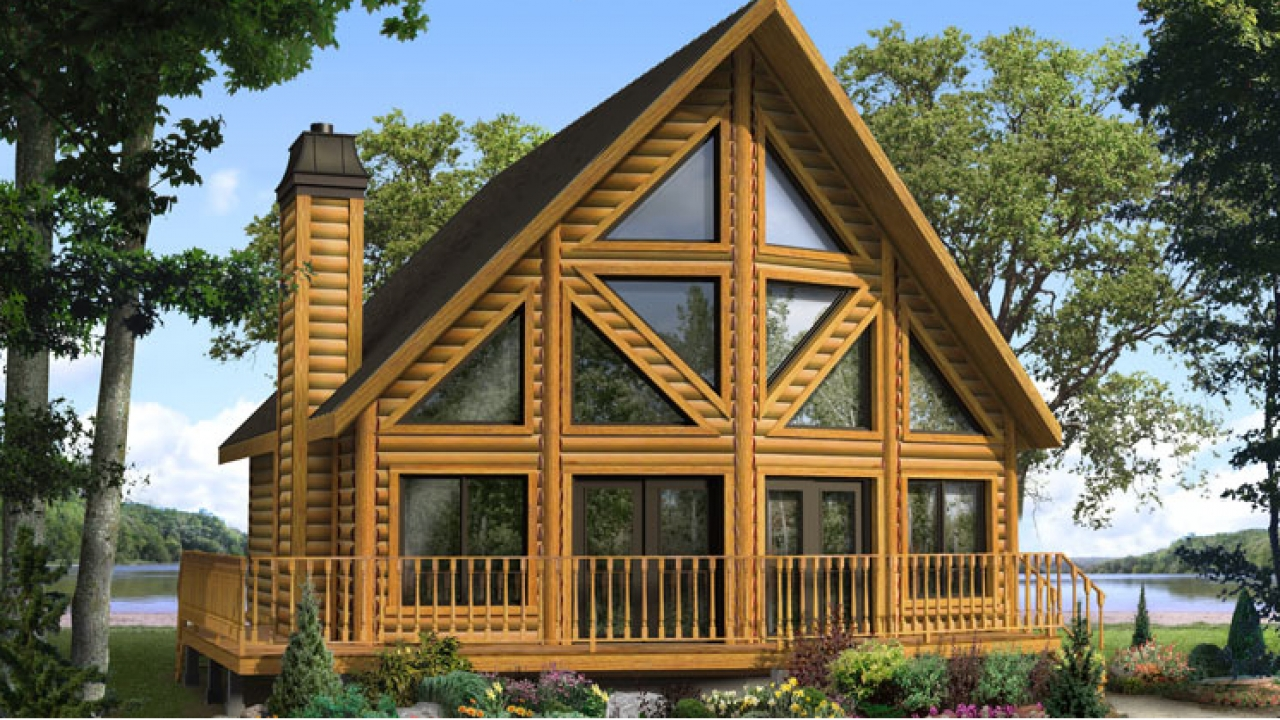 Log cabin kit homes rustic log cabin kits wood cabin for Rustic log homes
