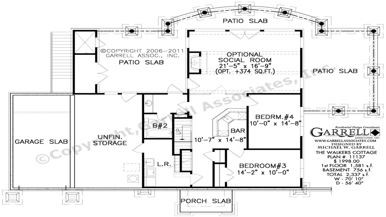 Cottage House Plans New England Style Cottage House Plan New England Beach