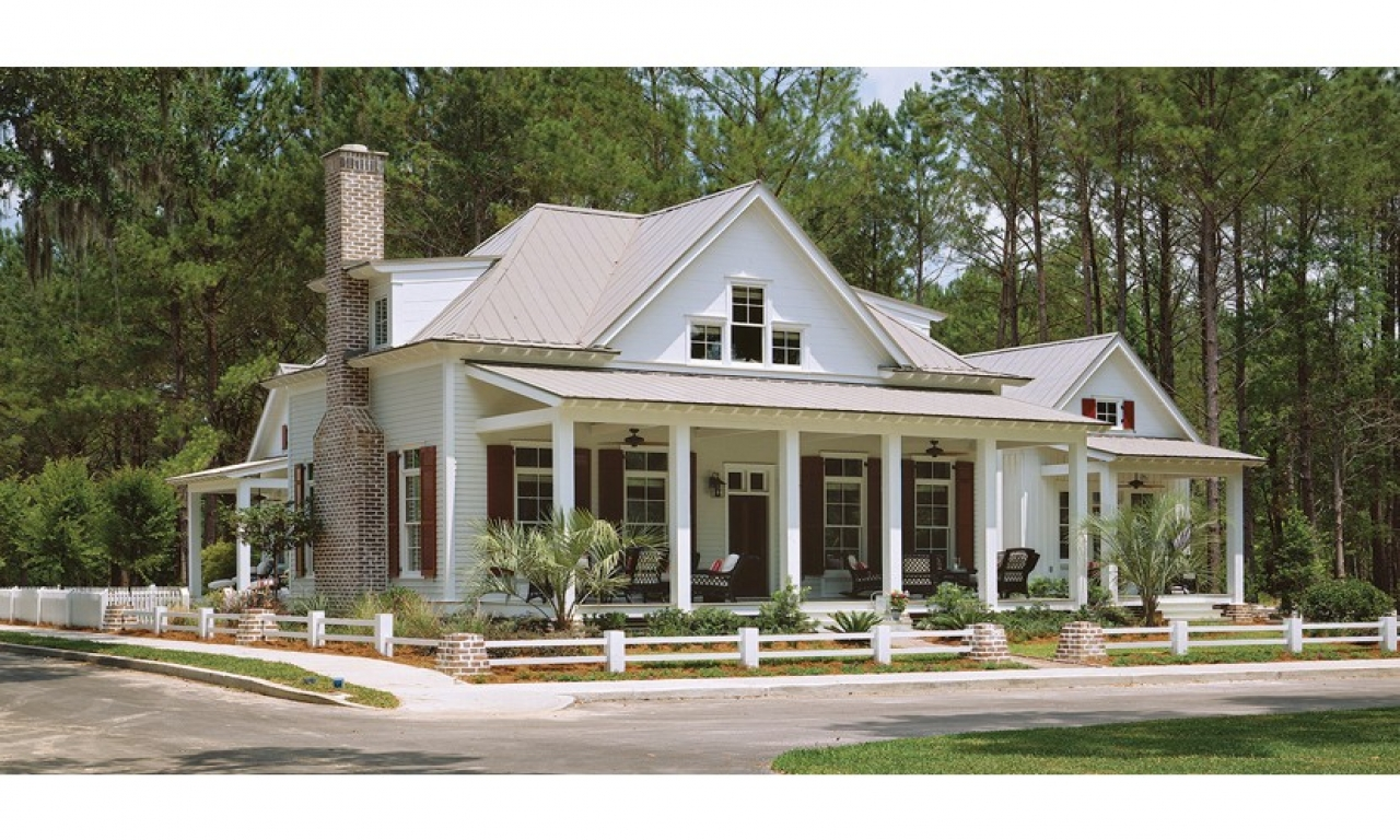 Floor Plan Southern Living Cottage Of The Year Traditional