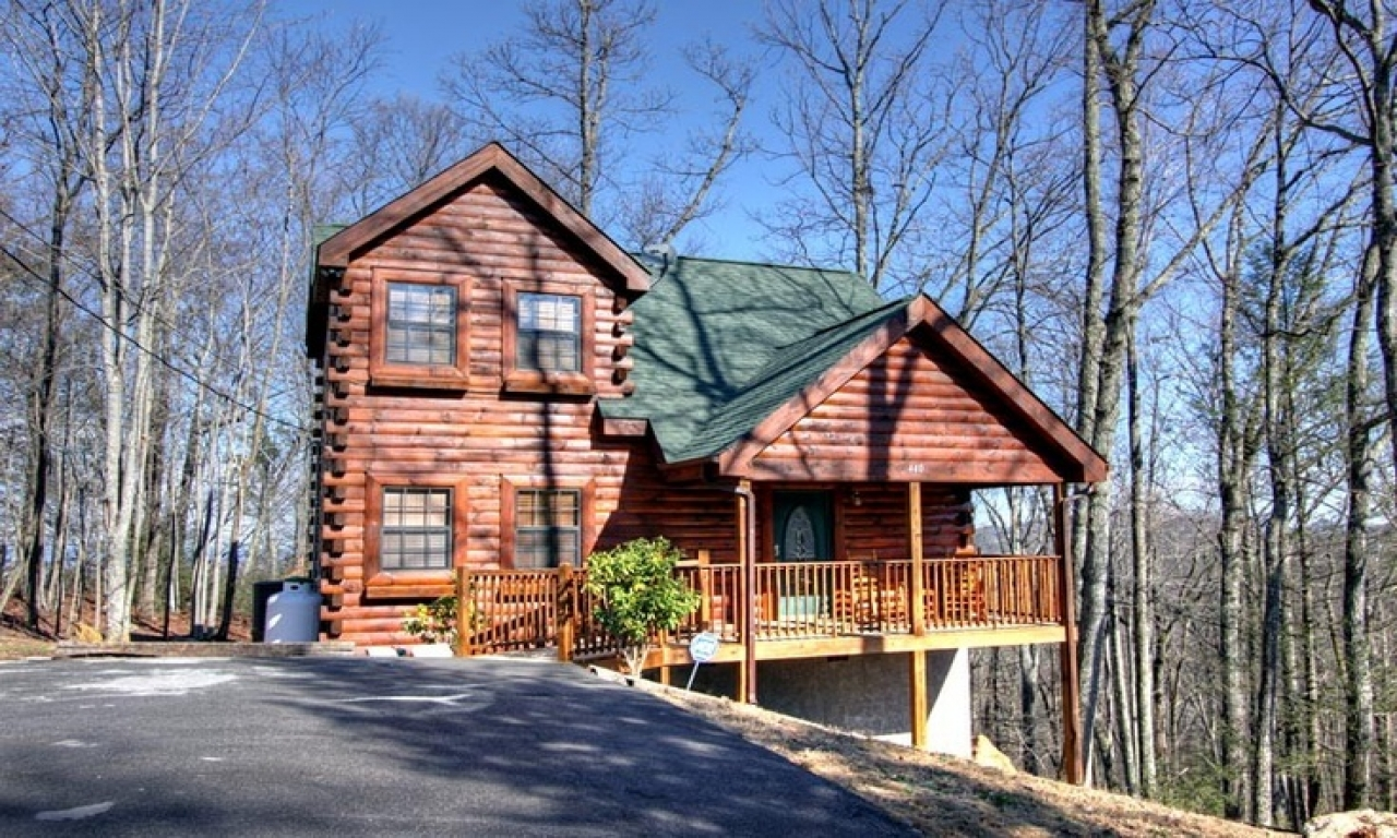 Two bedroom log cabin 2 small log cabin bedroom 2 bedroom for Two bedroom log cabins