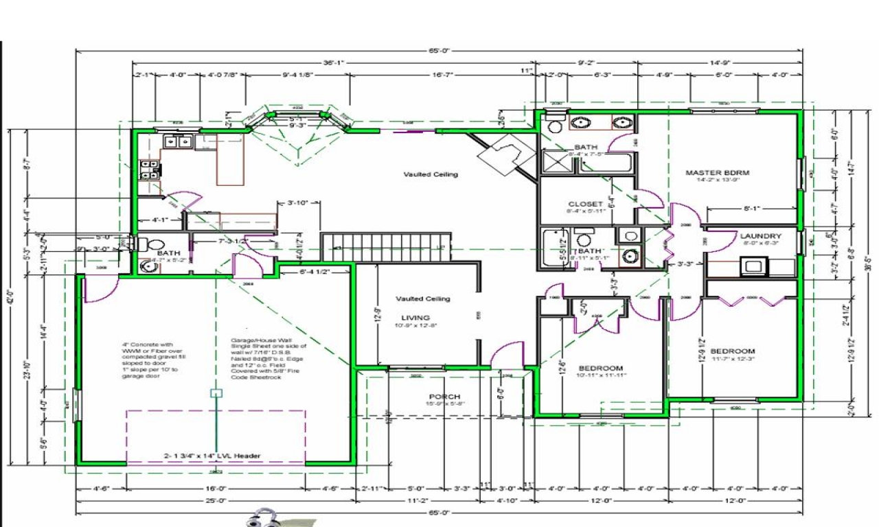 Draw House Plans Free Draw Simple Floor Plans Free Plans