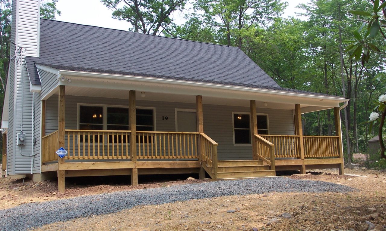 Tiny Home Designs: Small Country House Plans Country Home Plans With Porches