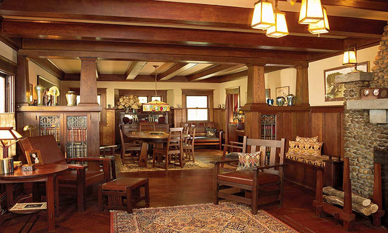 Arts And Crafts Bungalow Homes Craftsman Bungalow Style