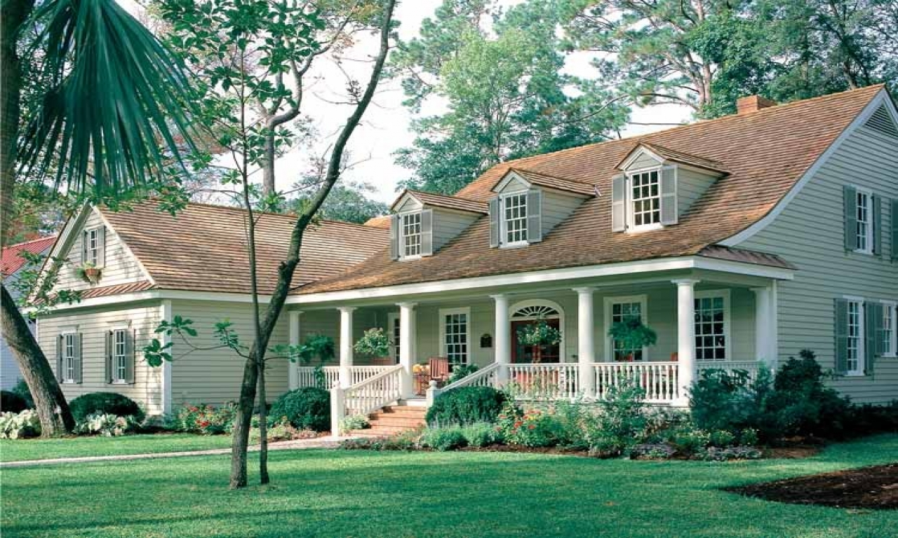 Southern cottage style house plans cottage style homes for Old southern style homes