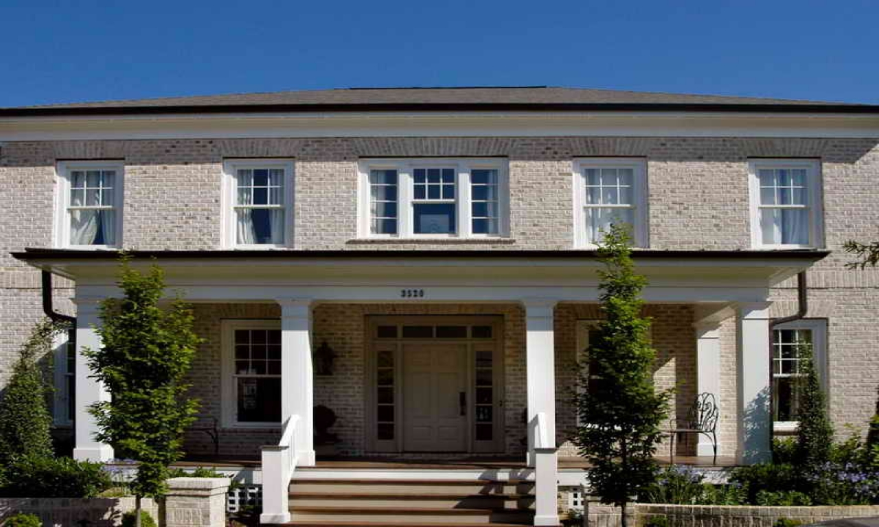 Two new england cape style dormers new england colonial for New england architectural styles